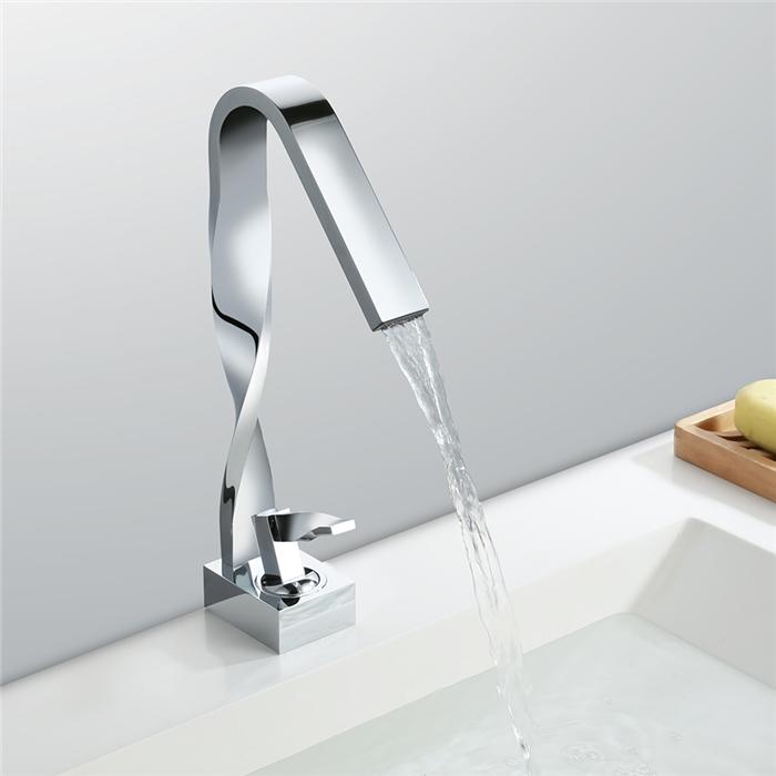 homelody miscelatore bagno lavabo rubinetto moderno per lavandini bagno miscelatore monocomando. Black Bedroom Furniture Sets. Home Design Ideas