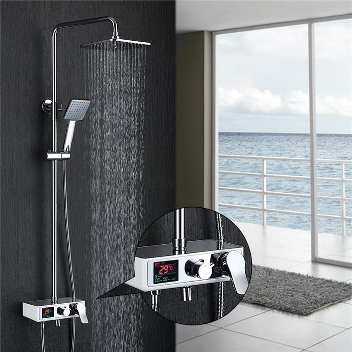 douche italienne pas cher cheap systme complet de douche luitalienne prt installer avec with. Black Bedroom Furniture Sets. Home Design Ideas