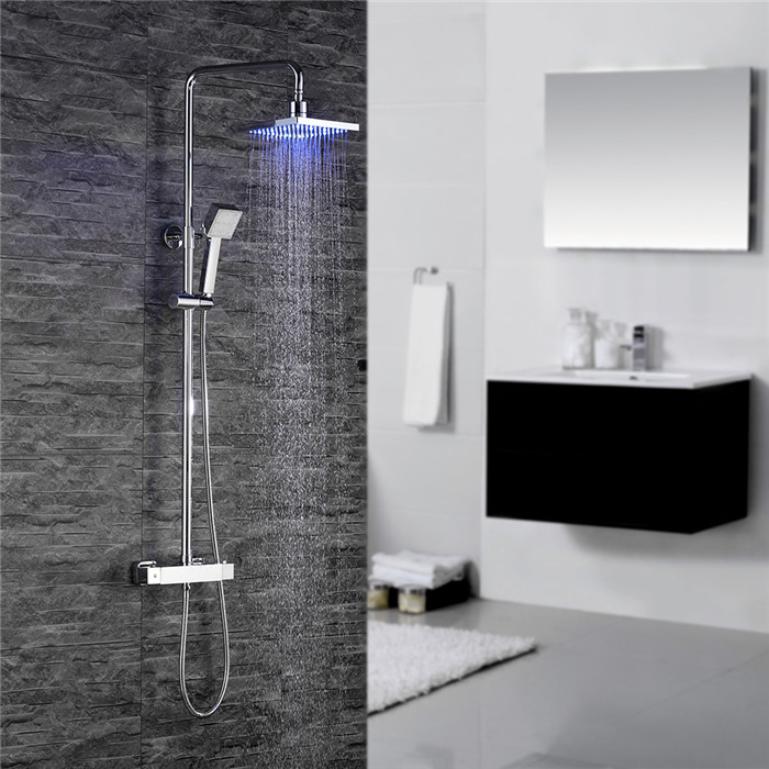 eclairage douche italienne good paroi de douche design elegant eclairage salle de bain led with. Black Bedroom Furniture Sets. Home Design Ideas